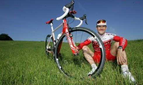 Les tendinites chez le cycliste