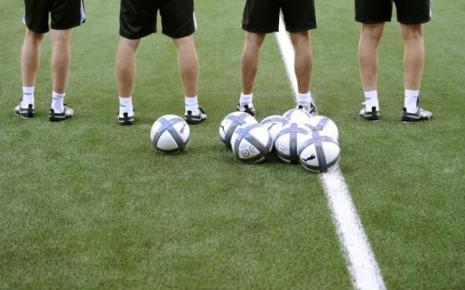 Les tendinites chez le footballeur